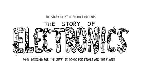 La historia de los electrónicos