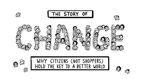 La historia del cambio