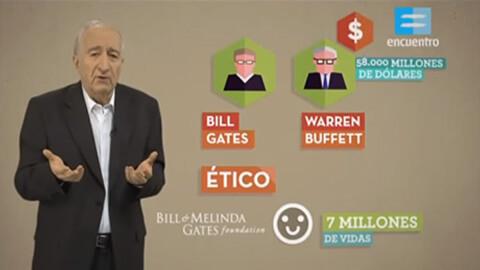 El informe Kliksberg: El dinero no hace a la felicidad