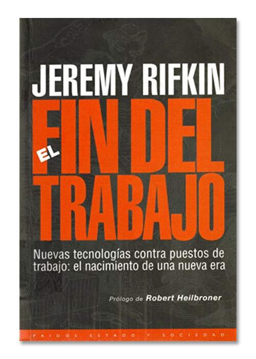 """Libro """"El fin del trabajo"""""""