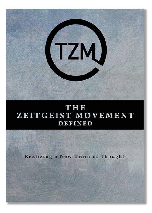 """Libro """"El Movimiento Zeitgeist Definido"""""""