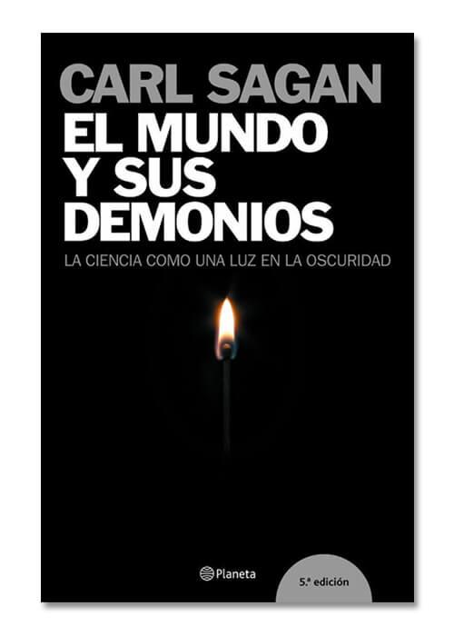 """Libro """"El mundo y sus demonios"""""""