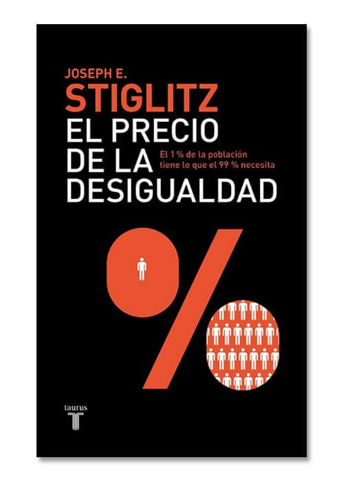 """Libro """"El precio de la desigualdad"""""""