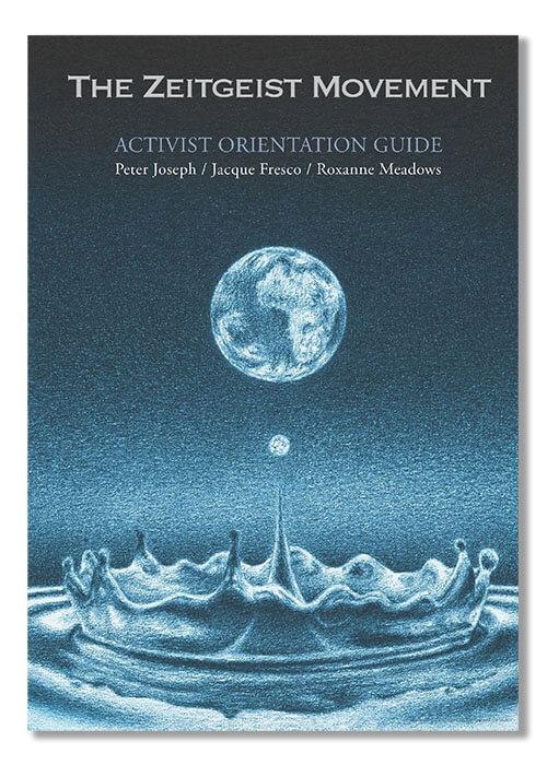 """Libro """"Guía Orientación Activista"""""""