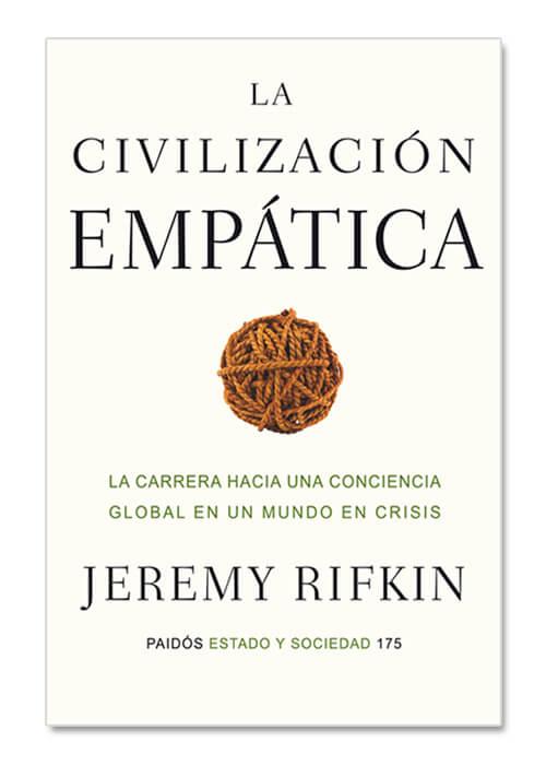 """Libro """"La civilización empática"""""""