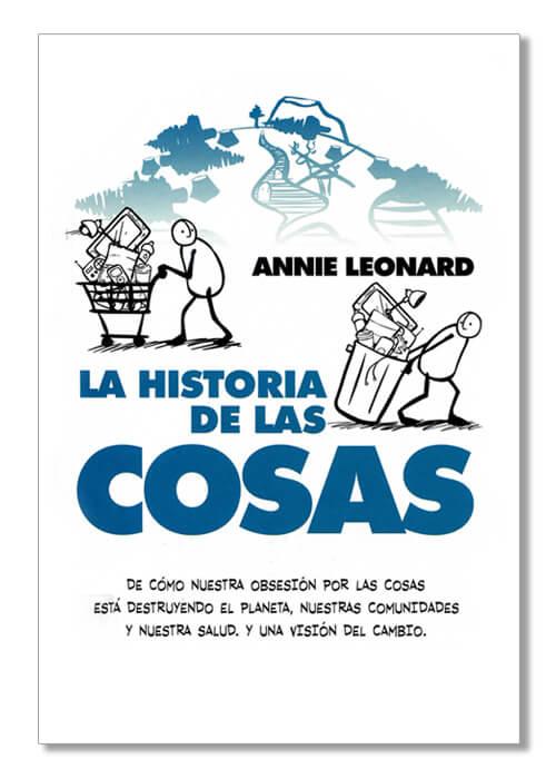 """Libro """"La historia de las cosas"""""""