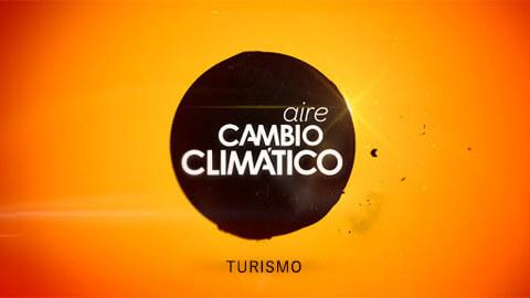 Aire Cambio Climático: Turismo